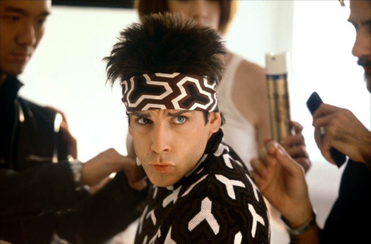 Zoolander-Print-Outfit-Scarf-Headband-Photo